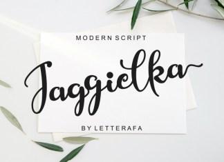 Jaggielka Font