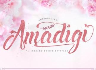 Amadigi Font