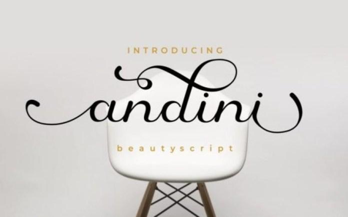 Andini Font