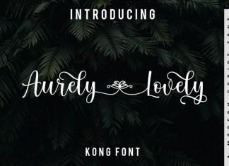 Aurely Lovely Font