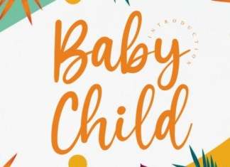 Baby Child Font