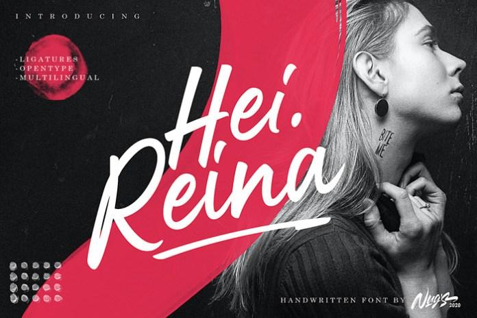 Hei Reina Font