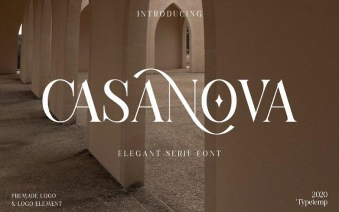Casanova Font