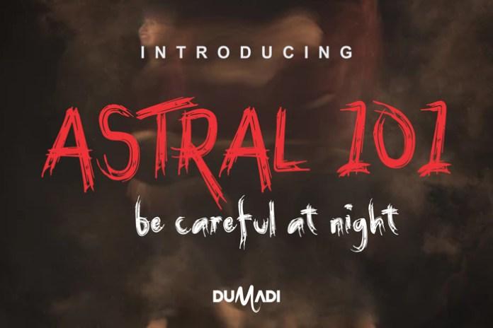ASTRAL 101 Font