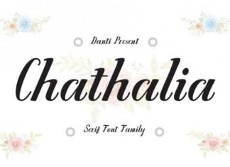 Chathalia Font