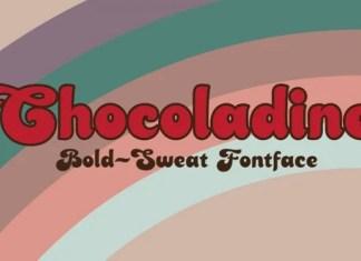 Chocoladine Font