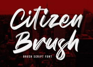 Citizen Font