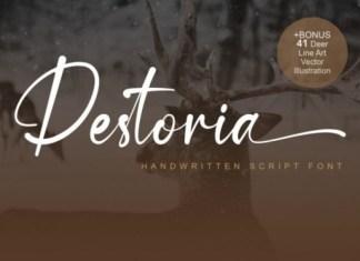 Destoria Font