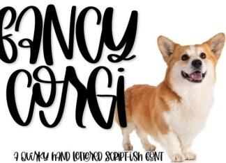 Fancycorgi Font