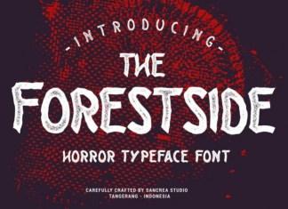 Forestside Font