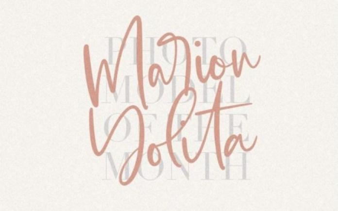 Goldie Blanket Font