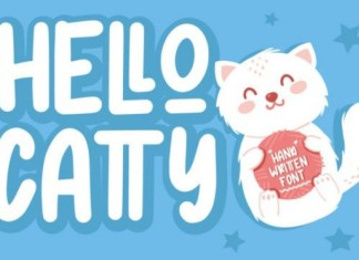 Hello Catty Font