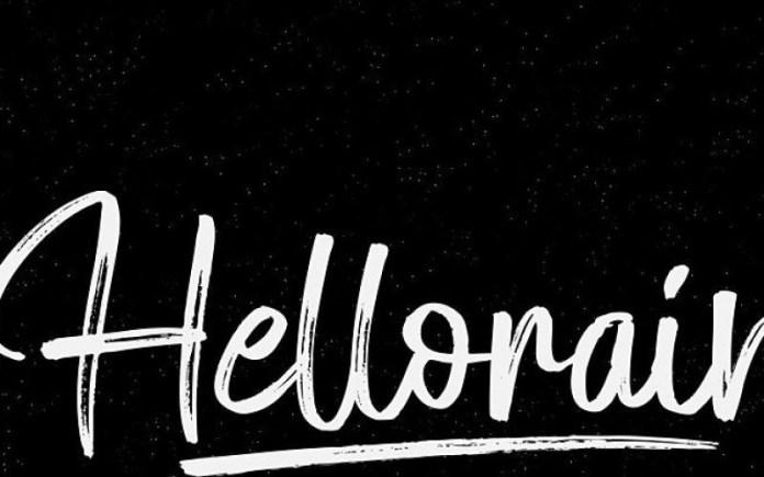 Hellorain Font