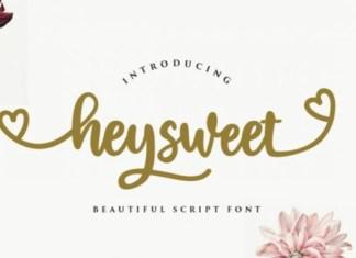 Heysweet Font