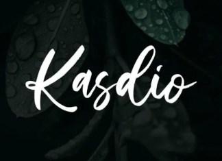 Kasdio Font