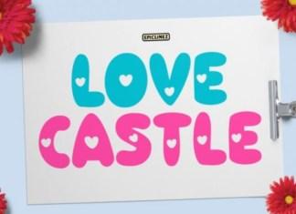 Love Castle Font