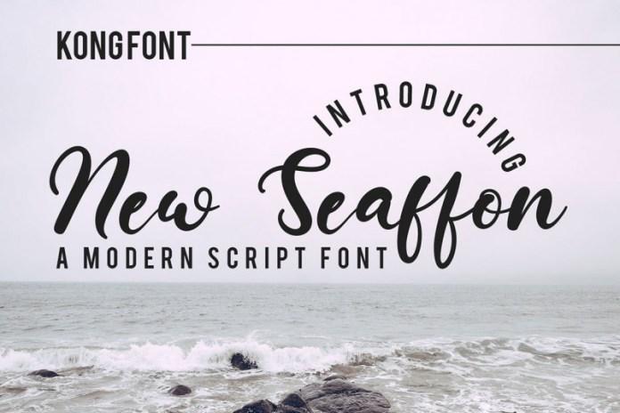 New Seaffon Font