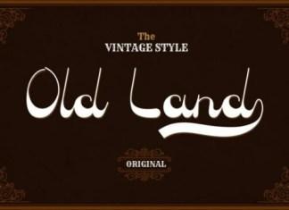 Oldland Font