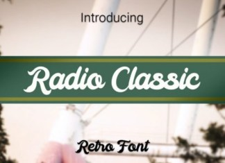 Radio Classic Font
