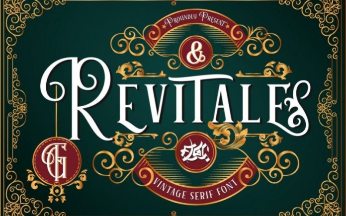 Revitale Font