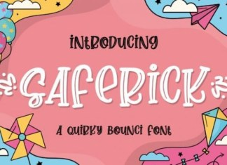 Saferick Font