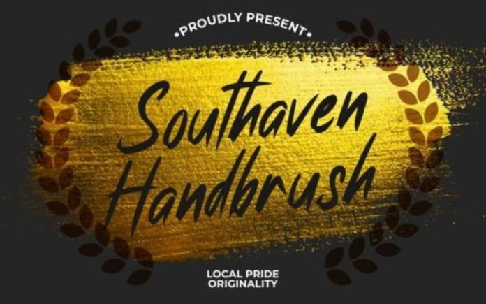 Southaven Font