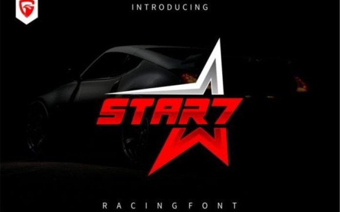 Star7 Font