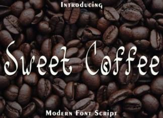 Sweet Coffee Font