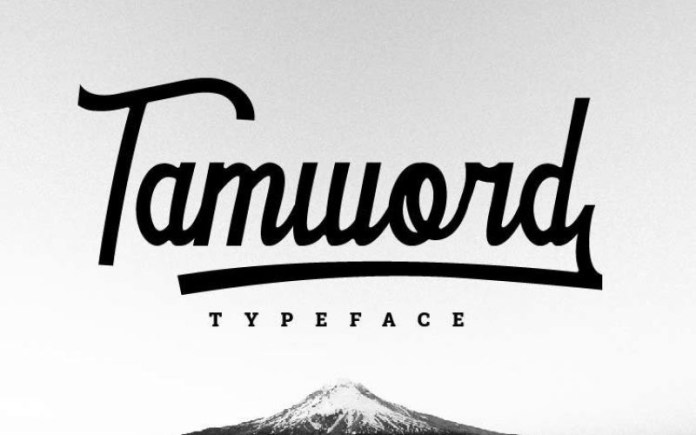 Tamword Font