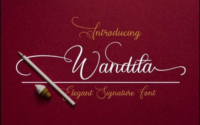 Wandita Font