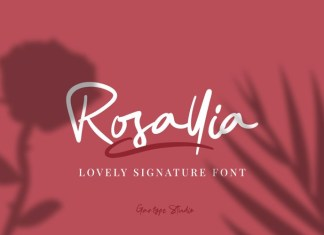 Rosallia GT Font