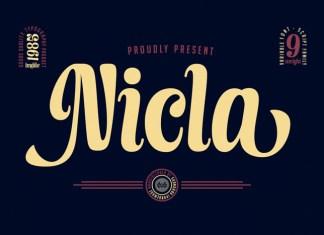Nicla Font