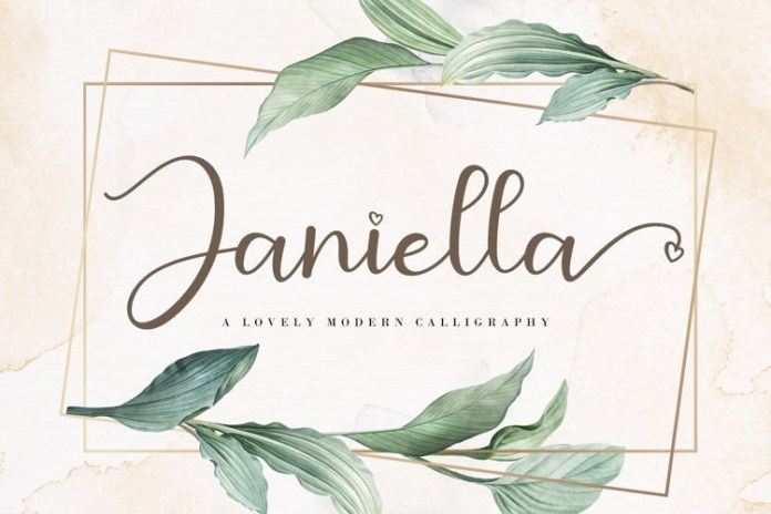 Janiella Font