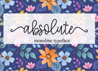 Absolute Font