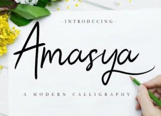 Amasya Font