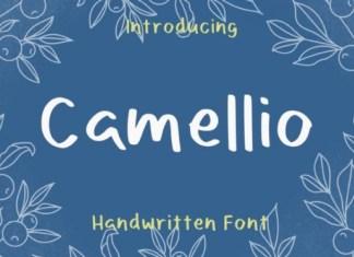 Camellio Font