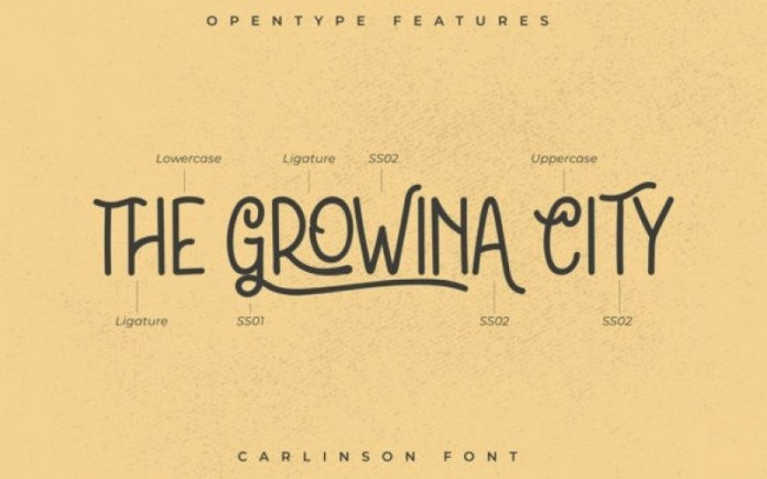 Carlinson Font