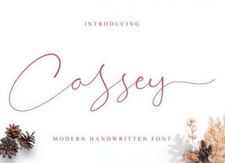 Cassey Font