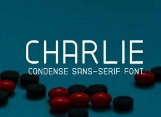 CHARLIE Font