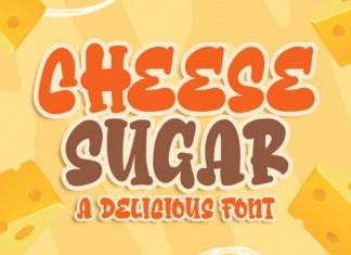 Cheese Sugar Font