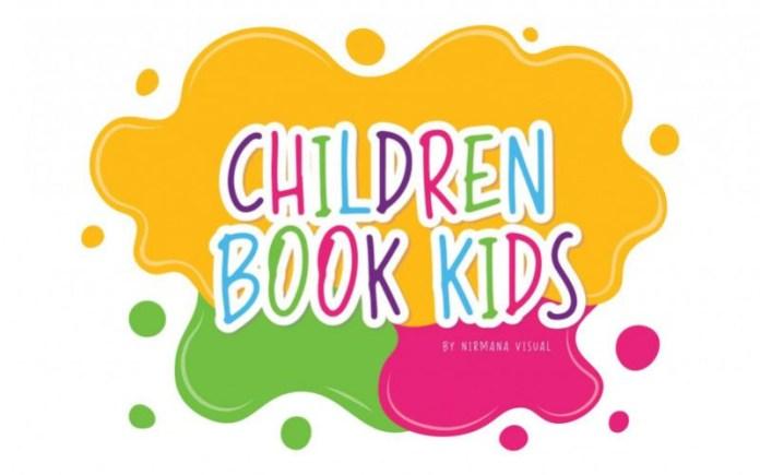 Children Book Kids Font