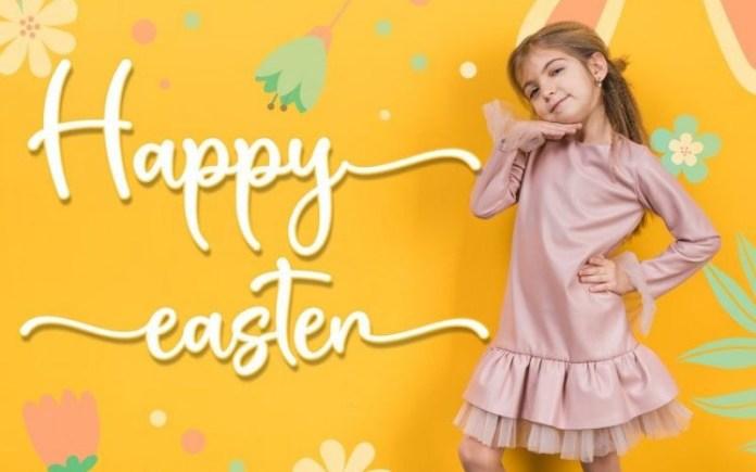 Easter Nice Font