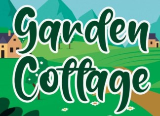 Garden Cottage Font