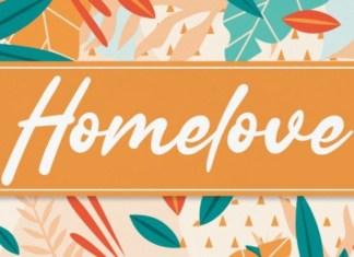 Homelove Font