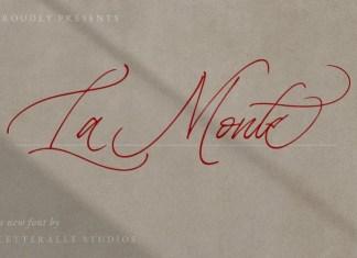La Monte Font