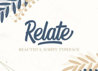 Relate Font