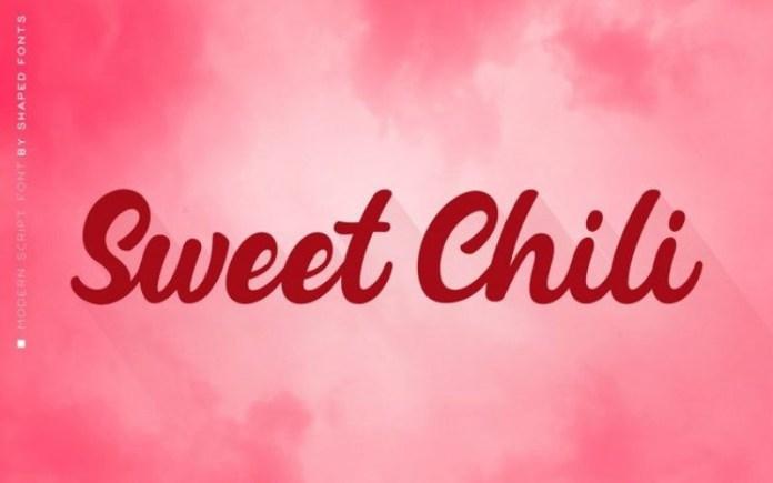 Sweet Chili Font
