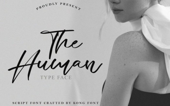 The Human Font