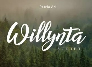 Willynta Font
