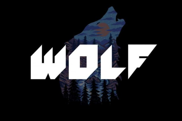 WOLF Font